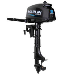 Фото мотора Марлин (Marlin) MP 5 AMHS (5 л.с., 2 такта)