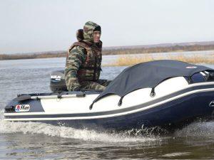Фото лодки SMarine SDP 550