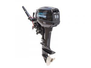 Лодочный мотор Гладиатор (GLADIATOR) G9.9FHS (9,9 л.с., 2 такта)
