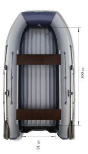 Фото лодки Флагман DK 420 Jet НДНД