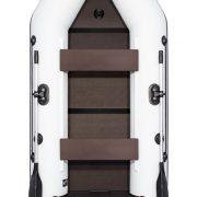 Фото лодки Аква 2800 слань-книжка киль