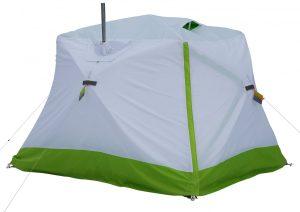 Фото Влагозащитный тент в палатку Лотос Куб