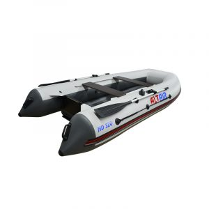 Лодка ПВХ Альтаир HD 320 НДНД надувная под мотор