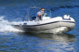 Фото Лодка Риб Stormline Luxe 420