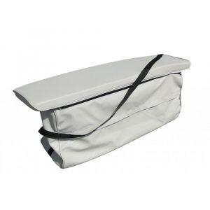 Фото мягкой накладки на банку с сумкой для лодок Polar Bird серии Merlin (Кречет)
