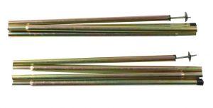 Фото Steel poles set 1,6×170 cm (Alexika)